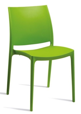 Maya V2 Chair Lime Green