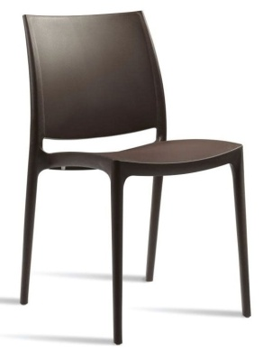 Mahya V2 Chair Brown