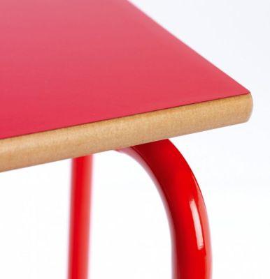 Rectangular Classroom Table Corner