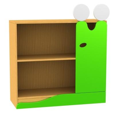 Snail 3 Bookcase
