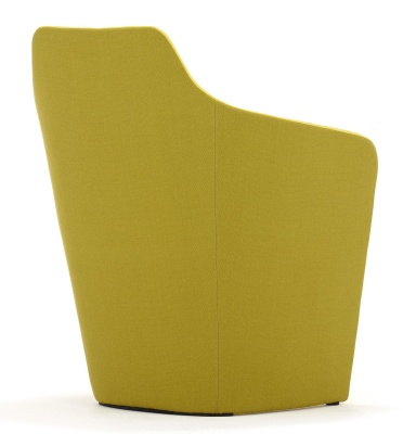 Venetaian Tub Chair Rear Angle