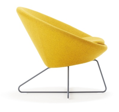 Conic Utb Chair Side View