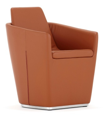 Toga Tub Chair Front Angle