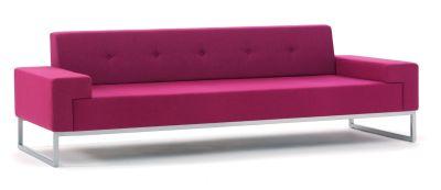 Hub Three Seater Sofa