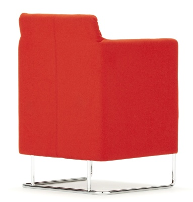 Tommo Club Chair Rear Angle