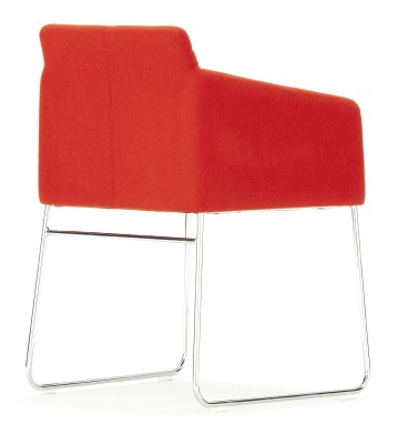 Tommo Chair Rear View