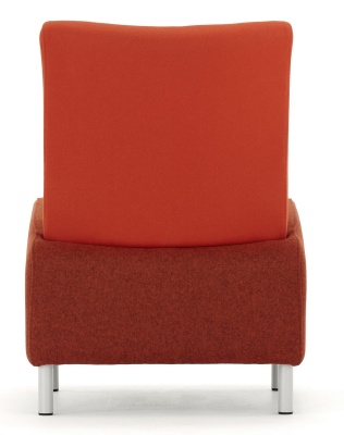 Tapir Chair Rear View