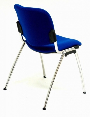 Doto Conference Chair Rear Angle