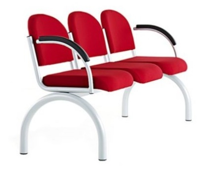 Tituus Beam Seating Front Angle