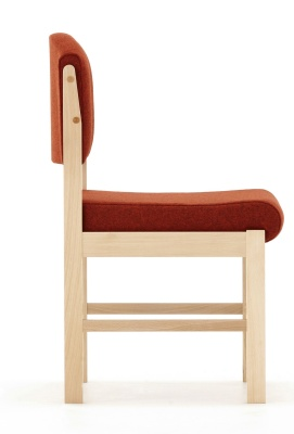 Consort V2 Chair Side View
