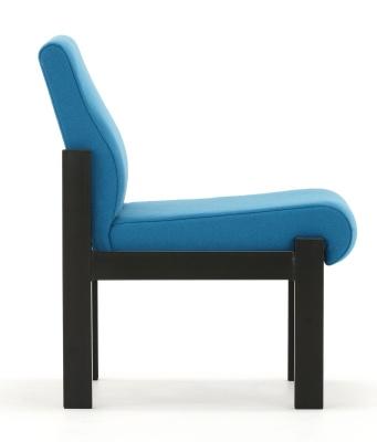 Stella Single Chair Side View