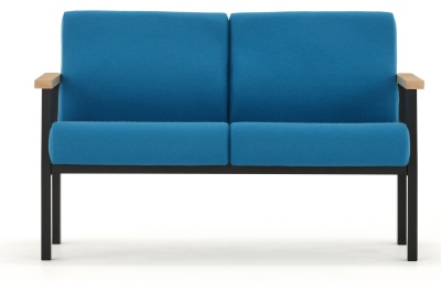 Stella Two Seater Sofa With Arms Facing