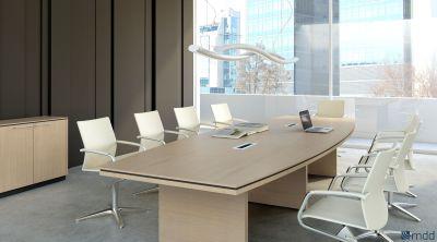 Stratus Boardroom Table 3