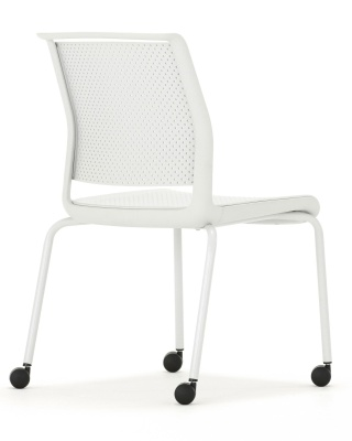 Adlib Mobile Conference Chair Rear Angle