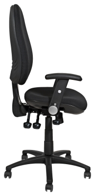 Kinetic Chair Side View