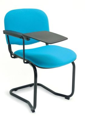 CP Cantilever Stackable Meeting Chair With Writing Tablet