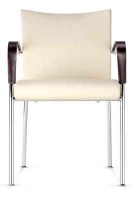 Castella Four Leg Designer Armchair Front View