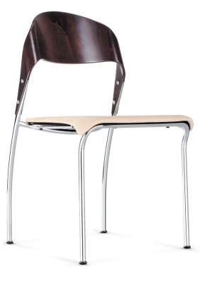 Medura Conference Chair With An Upolstered Seat
