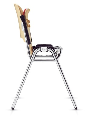 Stato Chair With Seat Flipped