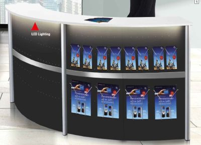 Genua Plus Reception Desk 2