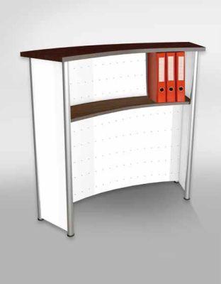 Genua Plus Reception Desk Rear View