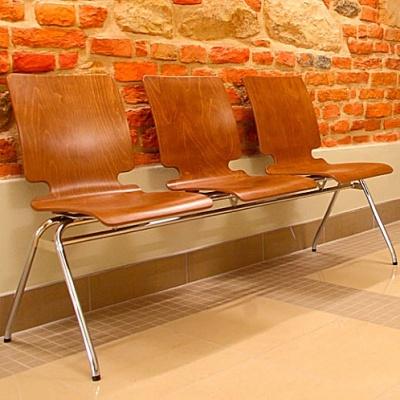 Axo Beam Seating Installation