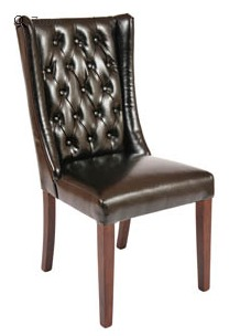 Southdown Dining Chair Brown