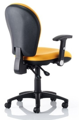Bulbo Operatotrs Chair Rear Angle
