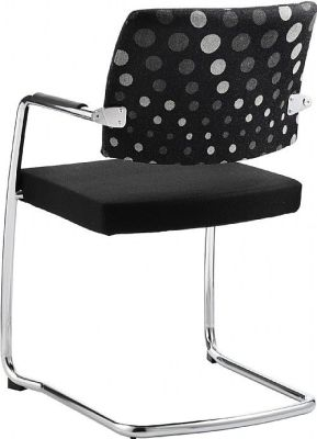 Panaz Conference Chair Rear Angle