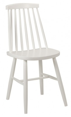 Lucano Chair In White