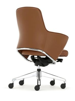 Rhapsody Medium Back Chair Back Angle