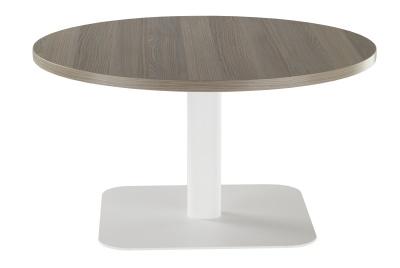 Duke Contract Coffee Tables Walnut Top