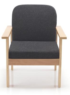Devereaux Low Arm Chair Facing
