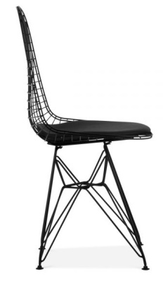 Eames DKR Wire Chair Side View