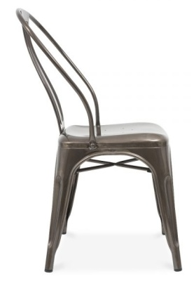 Vontage Style Xavier Pauchard Chair Side View