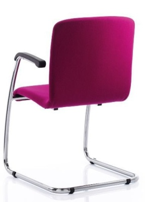 Sienna Conference Chair Rear Angle Shot