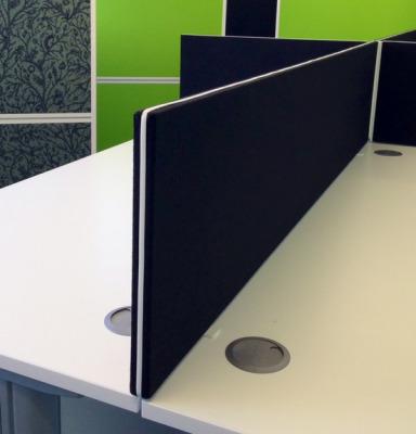 Xtra Value Rectangular Desk Top Screen Mood Shot