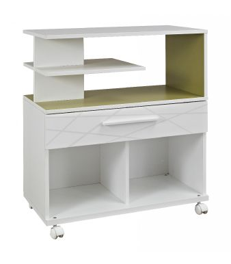 Side Storage Shelf Kiwi