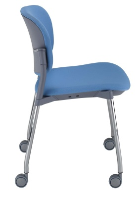 Trapeze Mobile Conference Chair Side View