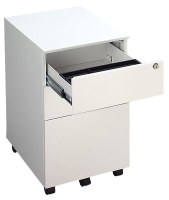 Rexel Metal Pedestal Open Drawer