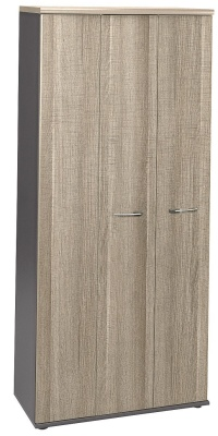 Jazz Tall Cupboard With Folding Doors