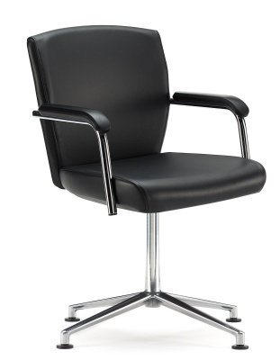 Key High Back Swivel Conference Chair
