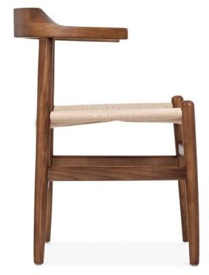 Hans J Wegner Pp68 Chair Side View
