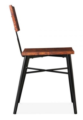 Taco Industrial Chair Side View