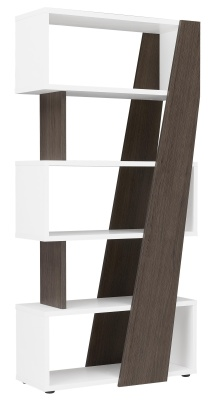 Xenon Designer Sshelving In Dark Oak