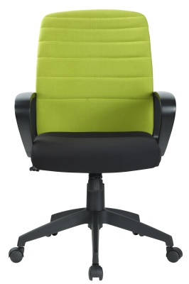 Tango Operator Chair Lime Green Back