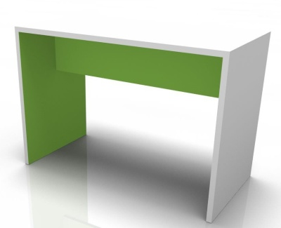 WG Bench Style Poseur Height Tables