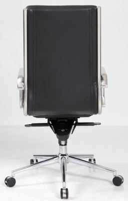Topaz Eames Style Executive Chair Rear Shot
