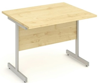 Revolution Desk Return With A Maple Top
