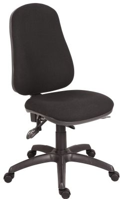 Ergo Dynaimic Task Chair Black Fabric